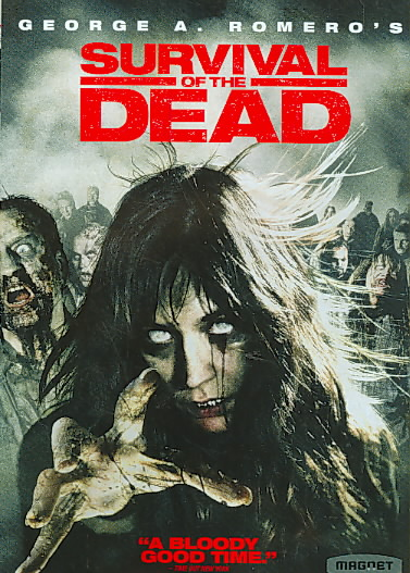SURVIVAL OF THE DEAD BY ROMERO,GEORGE (DVD)